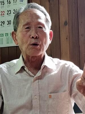 양희철 선생 [사진-통일뉴스 이승현 기자]